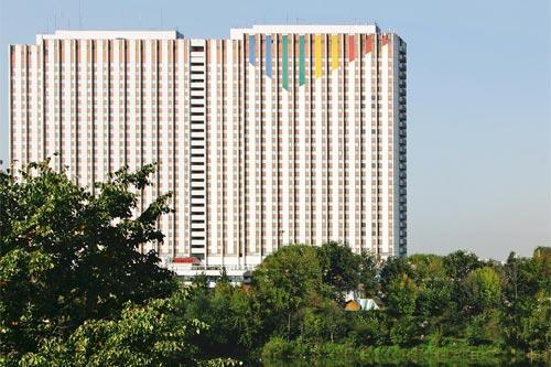 Гостиница Измайлово Альфа 4* Москва Низкие цены